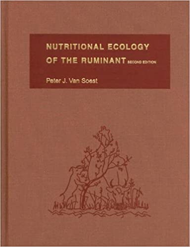 Nutritional Ecology of the Ruminant (2nd Edition) - Orginal Pdf